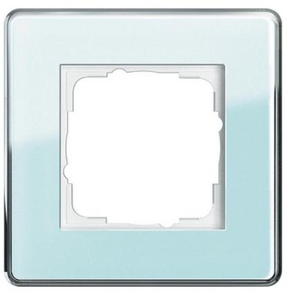 Салатовое стекло