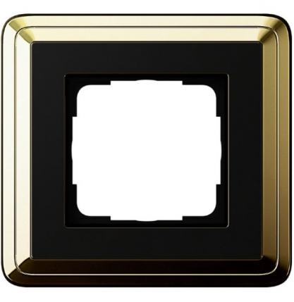 Латунь-черный